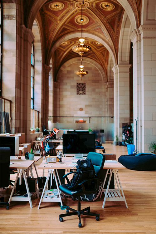Unsplash Talk Distributed Teams and Working Anywhere