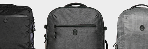 Tortuga Backpacks Talk Distributed Work and Living on Your Own Terms.